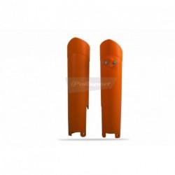 Protectores de horquilla Polisport Ktm naranja 8398500001
