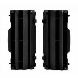 Aletines de radiador Polisport Ktm / husqvarna negro 8455300001