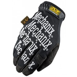Par de guantes Mechanix The Original negro Talla S