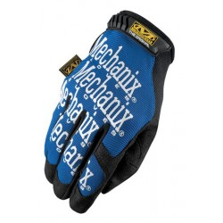 Par de guantes Mechanix The Original azul Talla M
