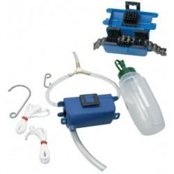 Kit limpiador de cadenas con deposito