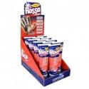12 Tubos jabón crema lavamanos Nettuno La Rossa in crema 250ml con expositor