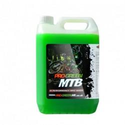 Jabón de limpieza Pro-Green Bicicleta MTB Bike Wash 5litros