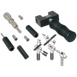 Herramienta para instalar/desinstalar cadenas