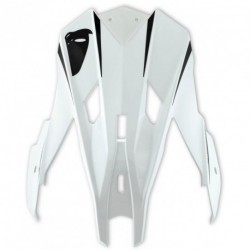 Recambio visera casco UFO Interceptor Prime White HR027