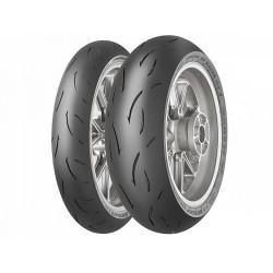Pack Dunlop D212 GP Racer 120+180 (dot 018/019)