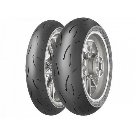 Pack Dunlop D212 GP Racer 120+190 (dot 018/019)