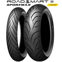 Dunlop Roadsmart III 120+160/60-17 ( dot finales 015/016)