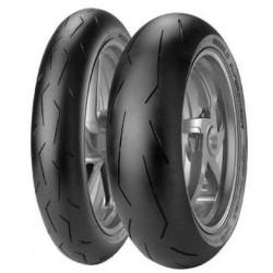 Pack Pirelli Diablo Supercorsa SC 120+190/55-17 SC2+SC2 (dot017)
