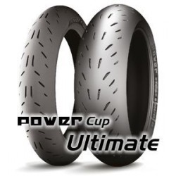 Pack Michelin Power Cup Ultimate 120+190 /55-17 Evo + Ultimate (dot 015-017)