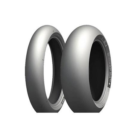 Pack Michelin Power Sclik Ultimate 120+200 comp B ( Delantero Usado)
