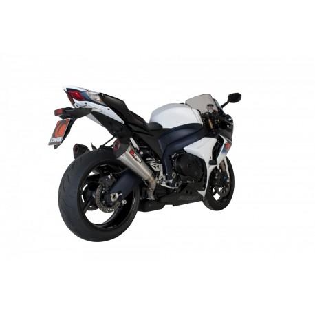 Escape Scorpion Serket Suzuki GSX-R 1000 (09-11) Inox Cónico