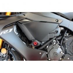 Protectores anti caída anti shock Yamaha R1 '14