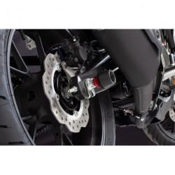 Protectores eje trasero compatible con caballetes Honda CB300R '19