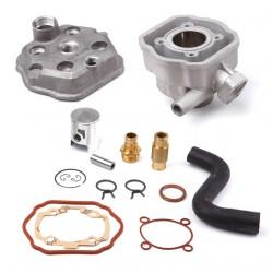 Kit completo de aluminio AIRSAL 69,5cc Ø47,6 Peugeot Speedfight Agua (010231476)