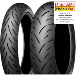 Dunlop GPR300 180/55-17 73W (dot 016)