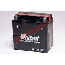 BATERIA UNIBAT BTX14-BS