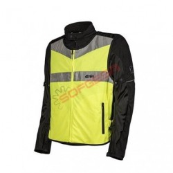 CHALECO REFLECTANTE AM FLUOR/NG T-L/XL