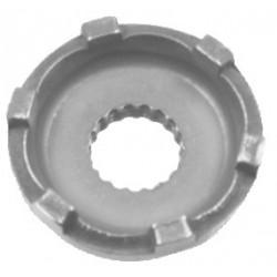 Casquillo dentado de arranque Ø16x14 15 dientes Motor chino QJ