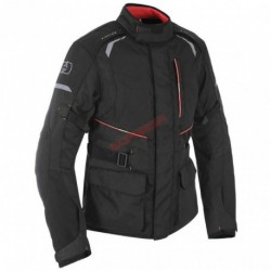 CHAQUETA METRO 1.0 MS TECH NEGRO 4XL