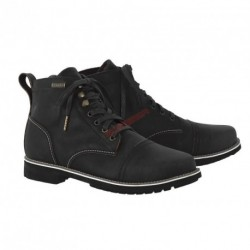 BOTAS CORTA OXFORD DIGBY NEGRO UK 9 T-43)