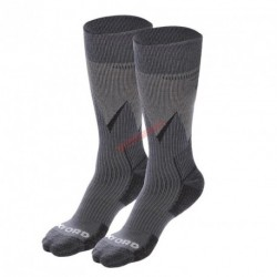 CALCETINES COMPRESION GRIS L 10-12 OXFORD