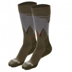 CALCETINES COMPRESION KHAKI M 7-9 OXFORD