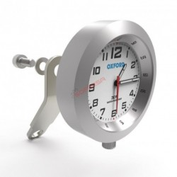 RELOJ ANALOGICO OXFORD NEGRO
