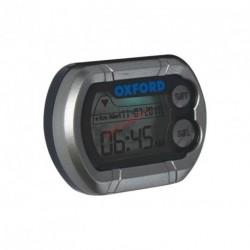 RELOJ DIGITAL OXFORD PLATA