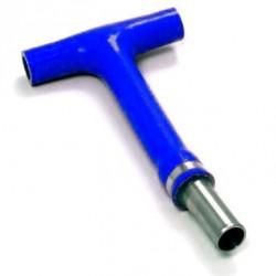 Conector T azul Samco HUSFTP-4