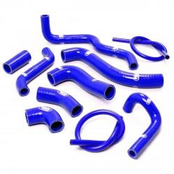 Kit manguitos azul Aprilia Samco APR-1-BU