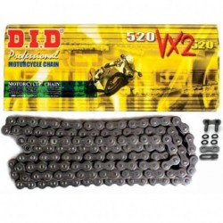 CADENA DID REFORZADA/RETEN 520 VX2 X 122 CLIP