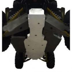 PROTECTOR UTV CHASIS MR RZR XP 1000 TURBO (16-18)
