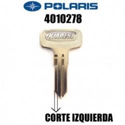 LLAVE VIRGEN POLARIS CORTE IZQUIERDA