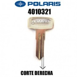 LLAVE VIRGEN POLARIS CORTE DERECHA