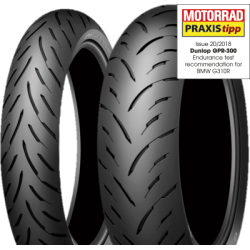 Dunlop GPR300 190/50-17 73W (dot 017)