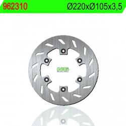 Disco de freno NG 310 Ø220 x Ø105 x 3.5