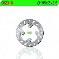 Disco de freno NG 316 Ø185 x 3.5