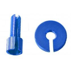 Tensor de Pro-Bolt M8 (1 piezass) Aluminio azul LCA10B