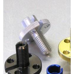 Tensor de Pro-Bolt M10 (1 piezas) Aluminio plata LCA20S