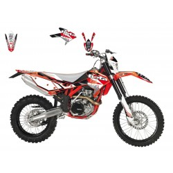 Kit Adhesivos Beta Blackbird Racing 2B01E