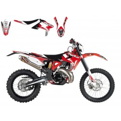 Kit Adhesivos Beta Blackbird Racing 2B03E
