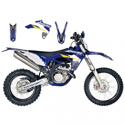Kit Adhesivos Sherco Blackbird Racing 2E00E
