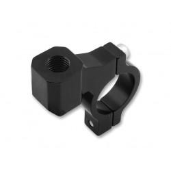 Abrazadera CNC retrovisor cross M8/125 R/Dchas