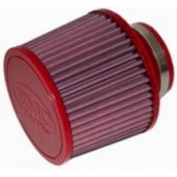 Filtro de aire BMC universal cónico Ø50mm x 100mm