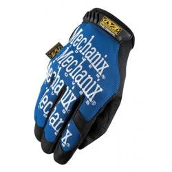 Par de guantes Mechanix The Original azul Talla L