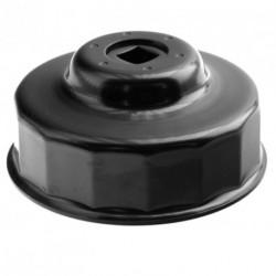 Llave de filtros de aceite Ø74-76 con 15 aristas