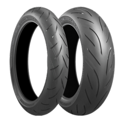 Pack Bridgestone S21 120+180 ( dot 017)