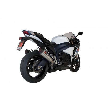 Escape Scorpion Serket Suzuki GSX-R 1000 (09-11) Titanio Cónico