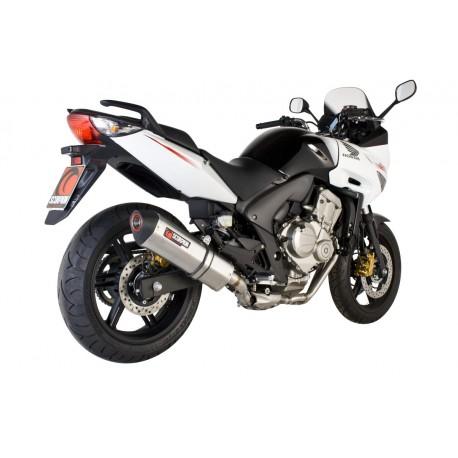 Escape Scorpion Serket Honda CBF 600 (06-) Inox Paralelo